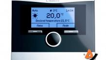 Vaillant calorMATIC 470 F Kablosuz Dış Hava Duyargalı Modülasyonlu Oda Termostatı