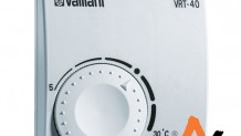 Vaillant VRT40 Kablolu On-Off Oda Termostatı