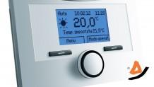 Vaillant calorMATIC 450 F Dış Hava Duyargalı Modülasyonlu Oda Termostatı